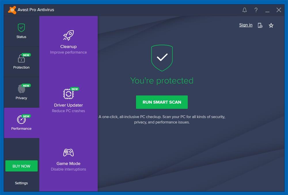 Resultado de imagem para avast antivirus 2018