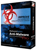 Malwarebytes Antimalware box