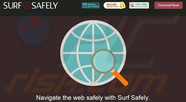 Adware Surf Safely
