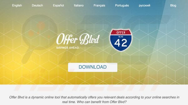 adware offer boulevard