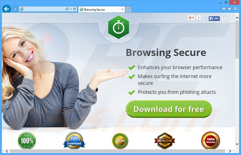 Adware Browsing Secure