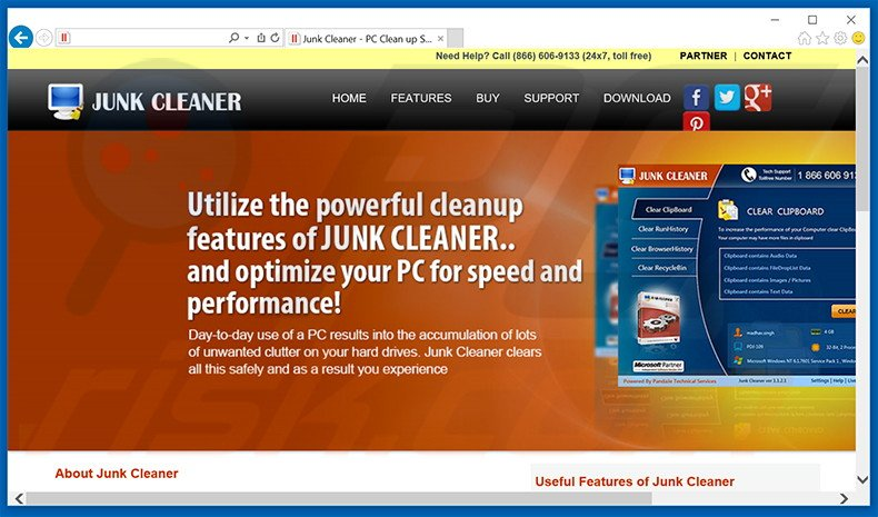 Adware Junk Cleaner