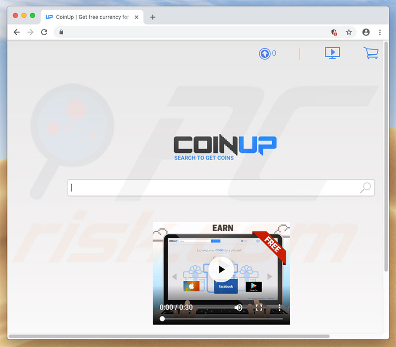 website find.coinup.org