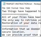 Ransomware TRAPGET